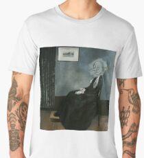 Mr. Bean Whistler's Mother  Men's Premium T-Shirt