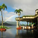 Hawaii Rainbow View by April White