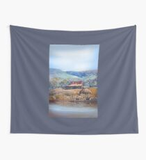 Rural Reflections Wall Tapestry