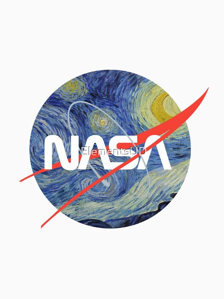 NASA Sternenwurm von ElementsUD