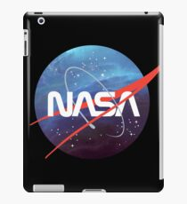 NASA Nebula Meatball iPad Case/Skin