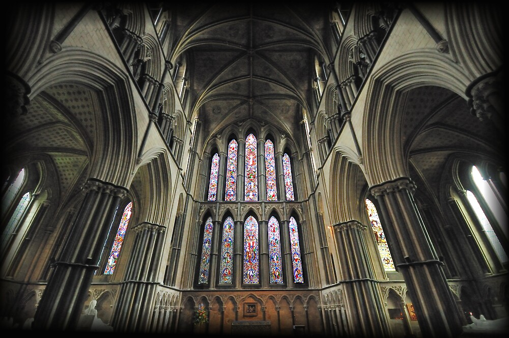 Worcester Cathederal by toosilver