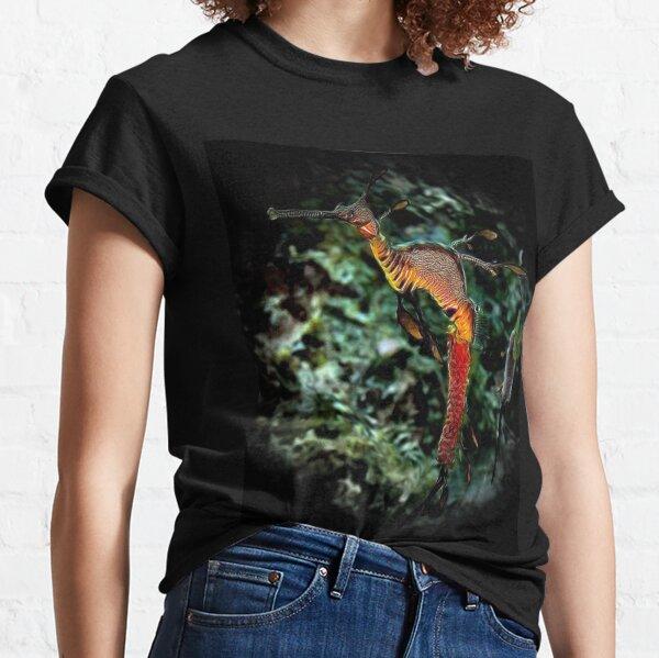WEEDY SEA DRAGON 'SEAHORSE TRUST' ART Classic T-Shirt