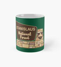 Stanislaus National Forest Mug