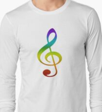 rainbow music T-Shirt