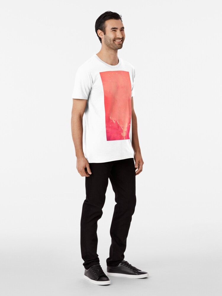 Alternative Ansicht von Chance der Rapper Premium T-Shirt