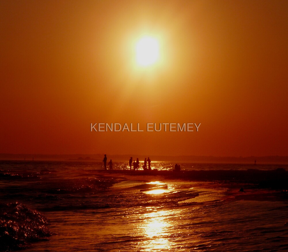 FRIENDS by KENDALL EUTEMEY