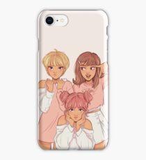 Baby Pink TT iPhone Case/Skin