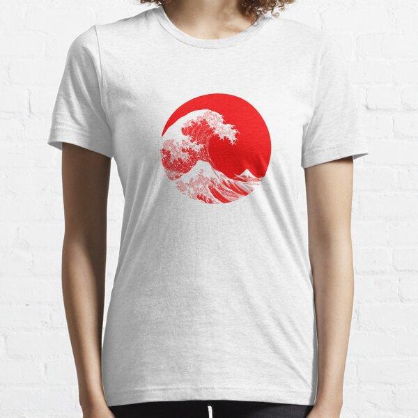 Hokusai, Kanagawa great wave Essential T-Shirt