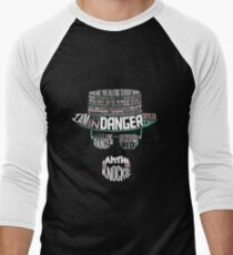 One Who Knocks Men's Baseball ¾ T-Shirt