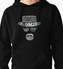 One Who Knocks Pullover Hoodie