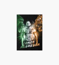 Conor McGregor Beasts Inside Art Board