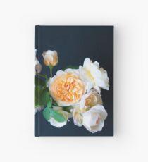 Cuaderno de tapa dura Rosas inglesas