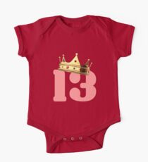 Birthday 13 year old Kids Crown Kids Clothes