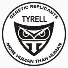 Tyrell Corporation by FlyNebula