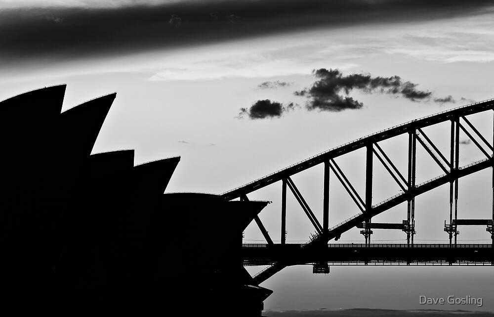 Opera of the Bridge by Dave  Gosling Photography