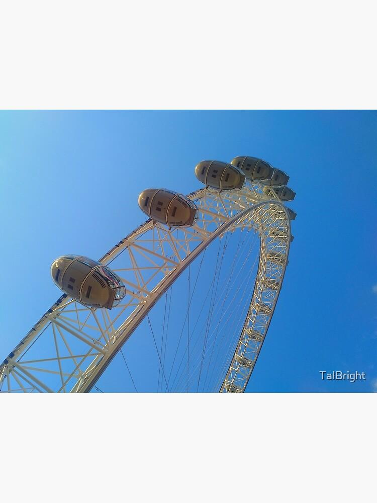 The London Eye by TalBright