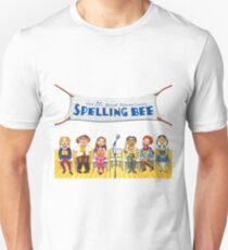 The 25th Annual Putnam County Spelling Bee Unisex T-Shirt