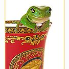 Versace Frog by JulieM