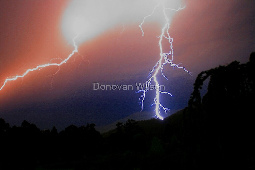 the power.. by Donovan Wilson