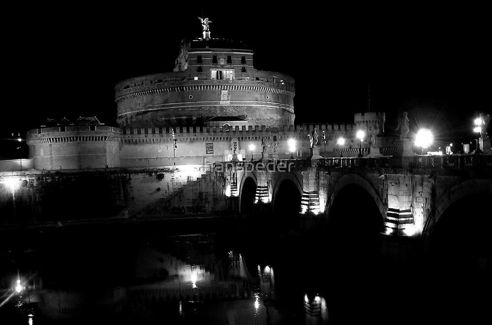 Castello Sant'Angelo by hans peðer alfreð olsen