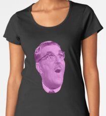 Rosa Floyd Lawson Frauen Premium T-Shirts