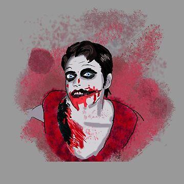 Zombie by jomzojeda
