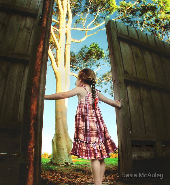 Escape... by Basia McAuley