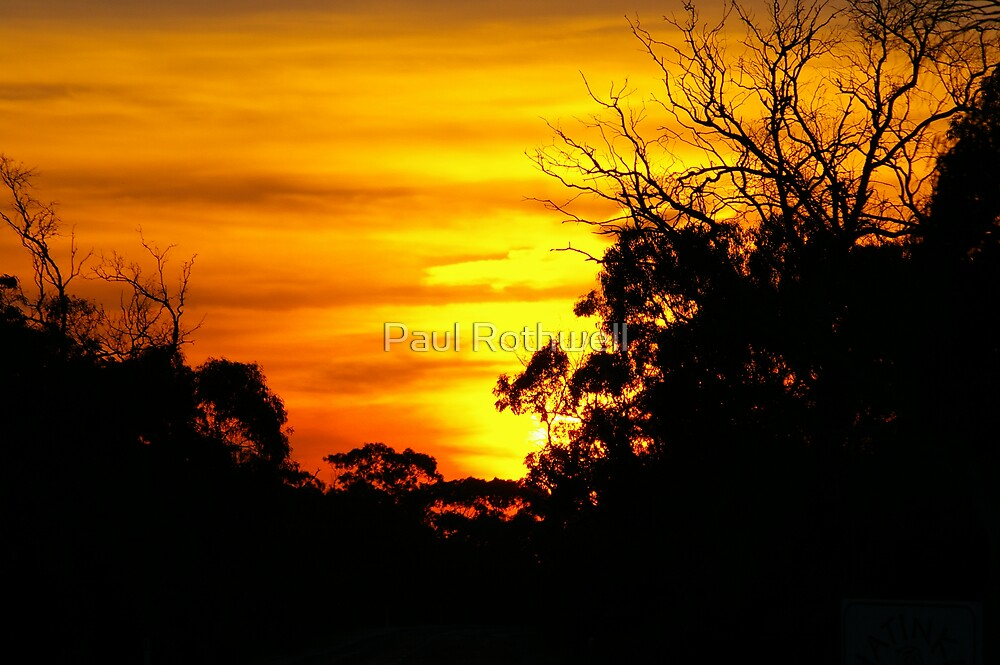Sky of Fire by Paul Rothwell