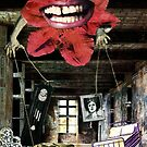 """""""Memories"""" - surreal fantasy collage mixed media by LindaAppleArt"""