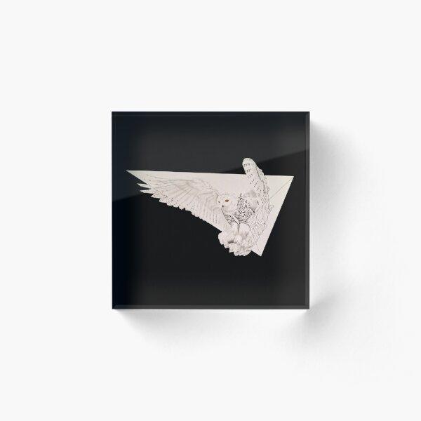 Release Acrylic Block