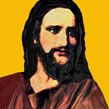 Mr. CHRIST by SteveHook