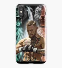 Notorious Conon McGregor Beasts Inside iPhone Case/Skin