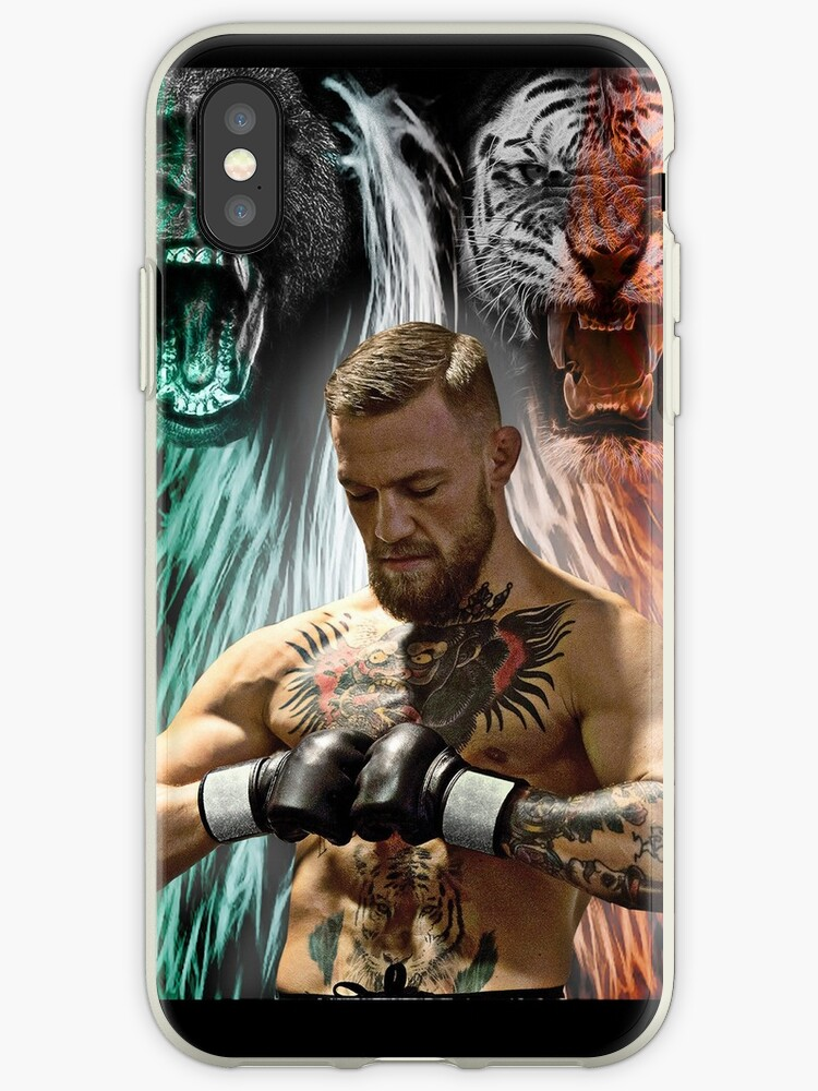 Notorious Conor McGregor Beasts Inside by bigtimmystyle