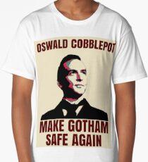 Make Gotham Safe Again Long T-Shirt