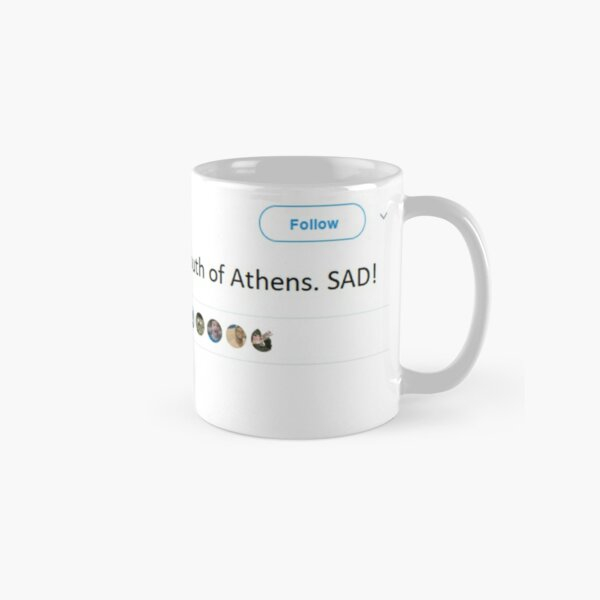 WAKE UP AMERICA! Classic Mug