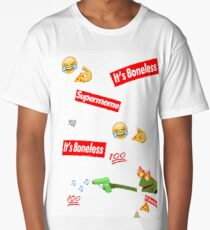 Supermeme Long T-Shirt