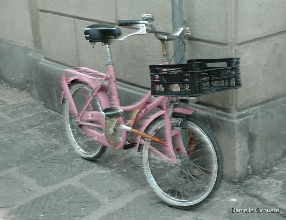 Parked Bike by Danielle Girouard
