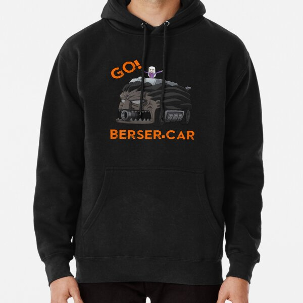 Fate/Stay Night - Bersercar Pullover Hoodie