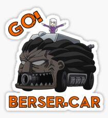 Fate/Stay Night - Bersercar Sticker