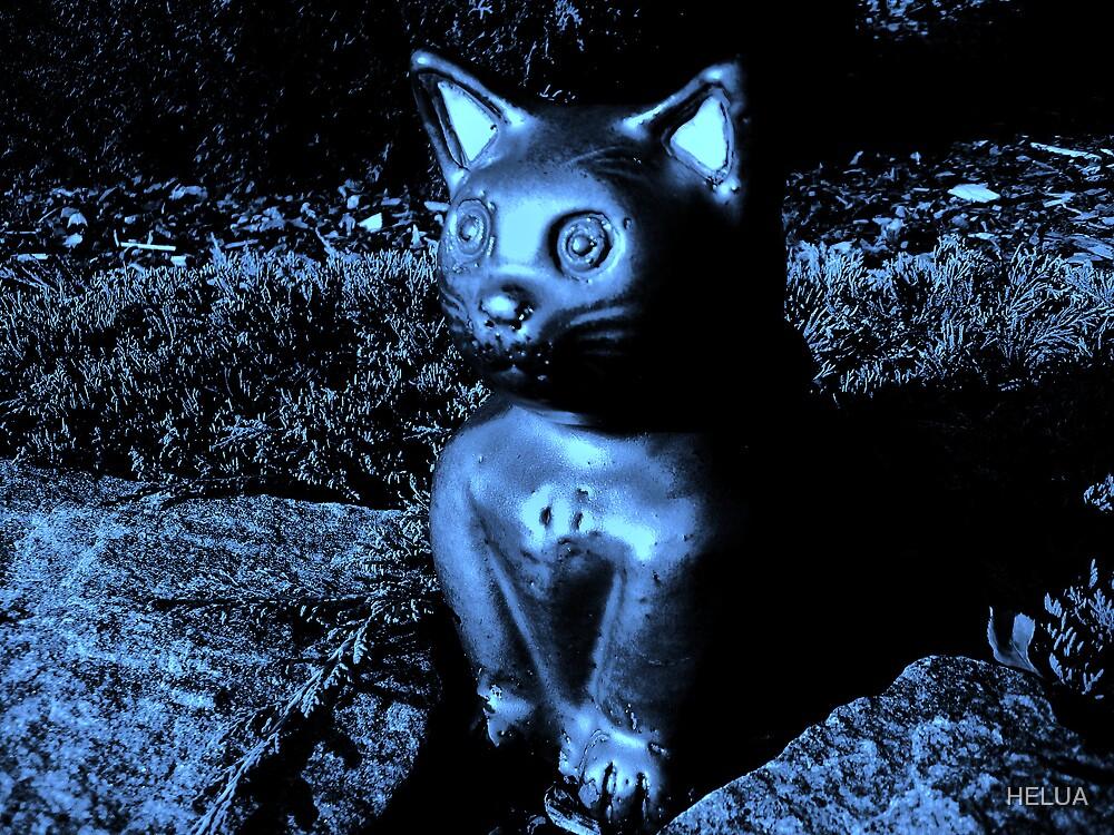 Spooky Creature Of Halloween  by HELUA