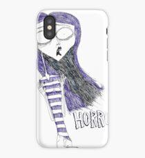 HORROR! iPhone Case