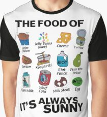 Always Hungry in Philadelphia Graphic T-Shirt