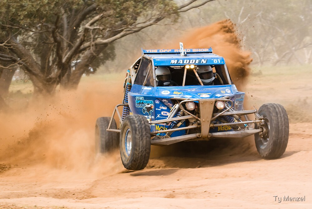 Off Road Racing by Ty Menzel