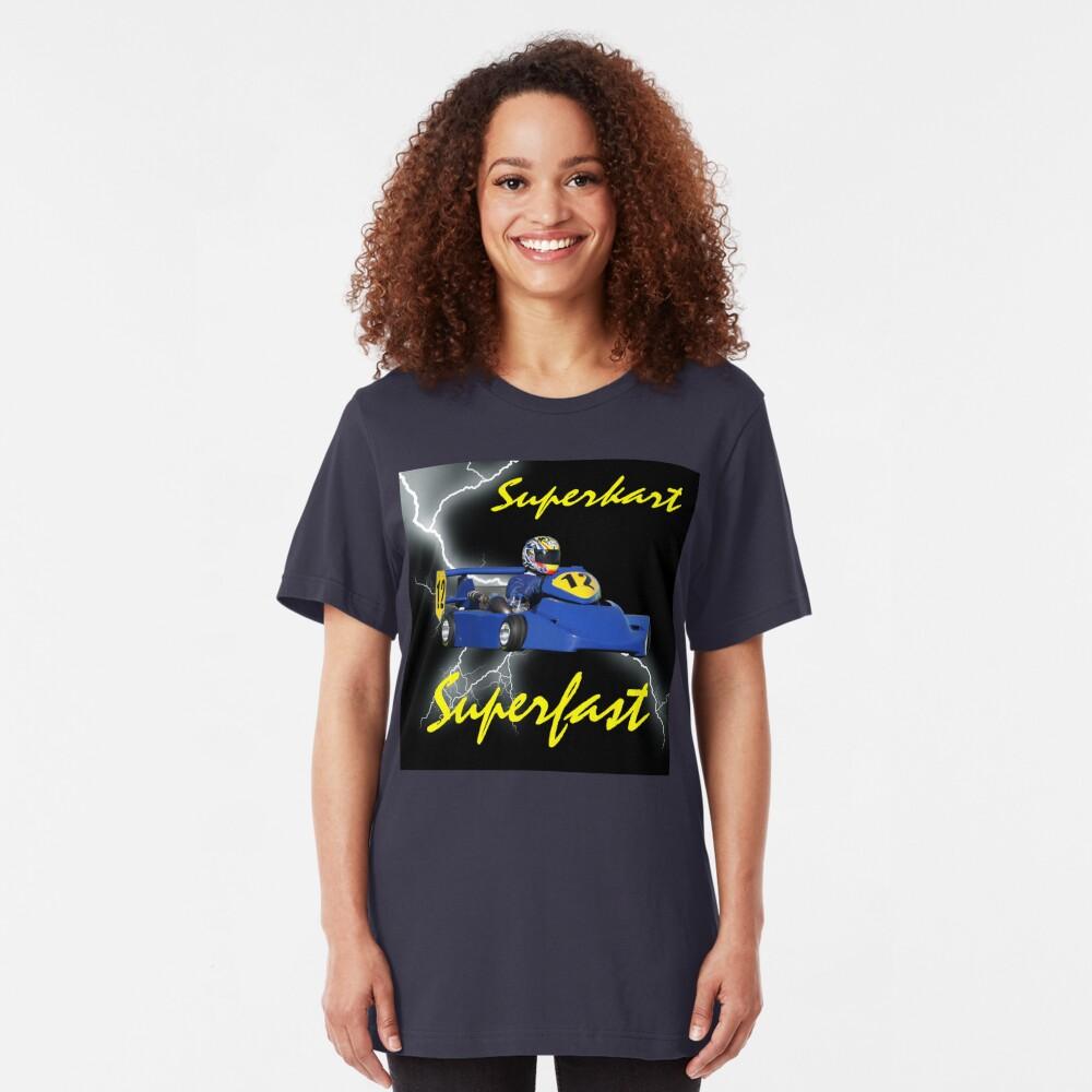 Superkart Slim Fit T-Shirt