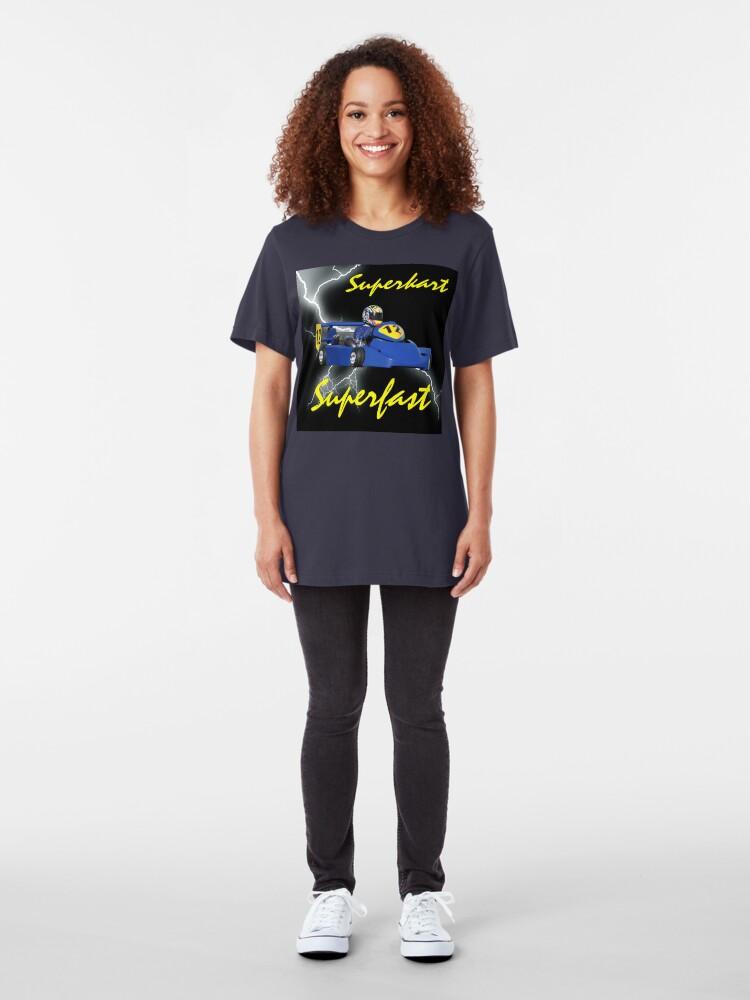 Alternate view of Superkart Slim Fit T-Shirt