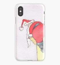Outback Christmas iPhone Case/Skin