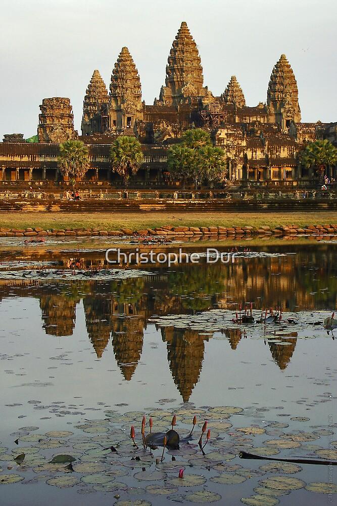 Angkor Vat - Cambodia by Christophe Dur