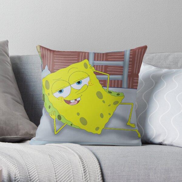 SpongeBob Sexy Bob Throw Pillow