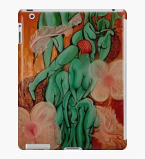Nartural Bodys Figurative Expressions iPad Case/Skin